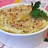 Easy Vegetarian Recipe: Cauliflower Macaroni and Cheese