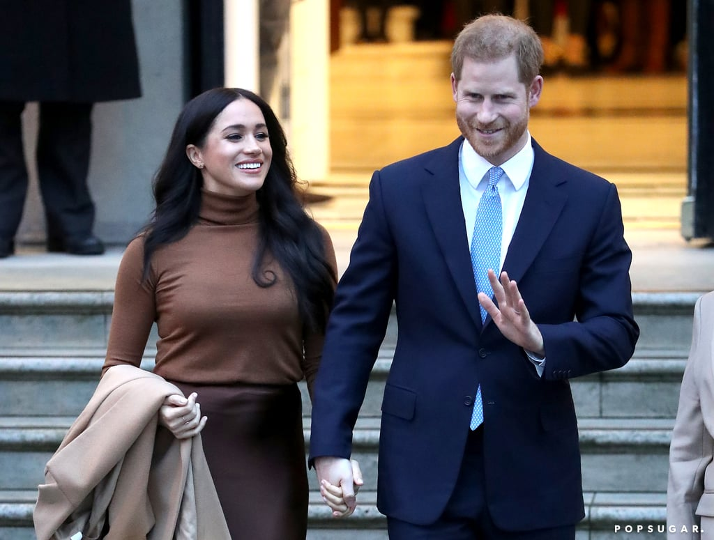 Meghan and Harry Leaving the Royal Family Details