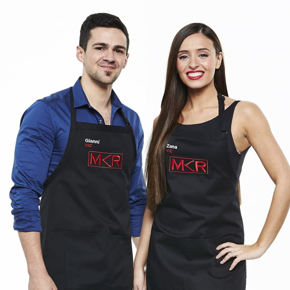 My kitchen rules 2016 meet the contestants popsugar for Y kitchen rules 2018