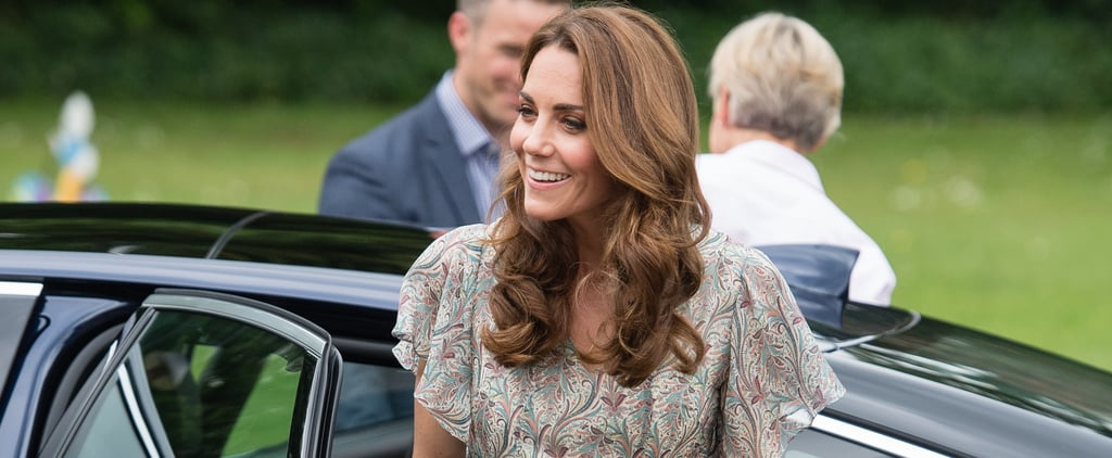 Kate Middleton's Midi Tea Dress June 2019