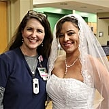 Couple Gets Married in the NICU Next to Preemie Daughter