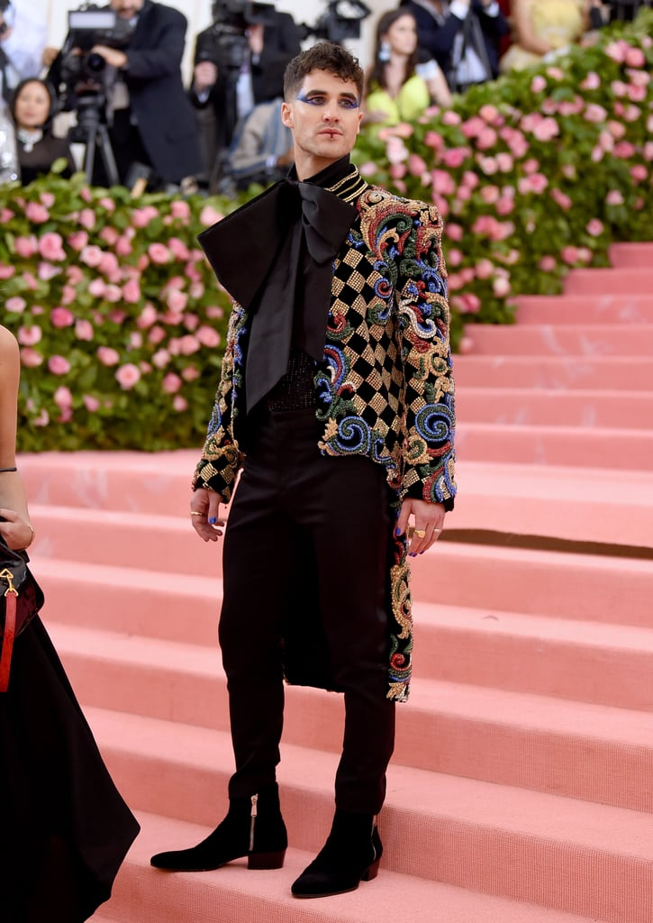 Darren Criss at the 2019 Met Gala