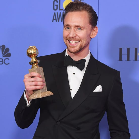Tom Hiddleston Speech at the 2017 Golden Globes Video