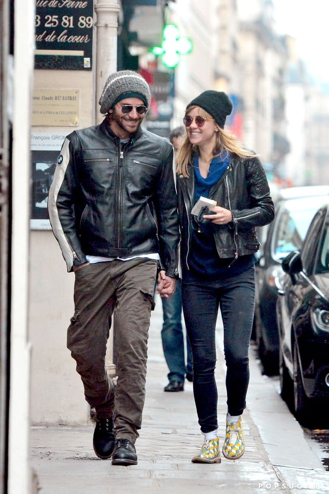 Bradley Cooper and Suki Waterhouse held hands while on a romantic getaway in Paris.