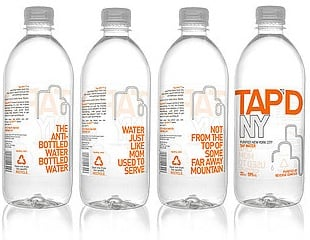 Company Bottles New York City Tap Water, Sells It