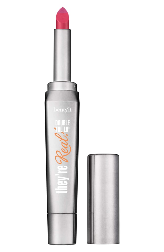Benefit They're Real! Double the Lip Lipstick and Liner in One in Hotwired Pink