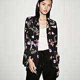 Express Floral Suit