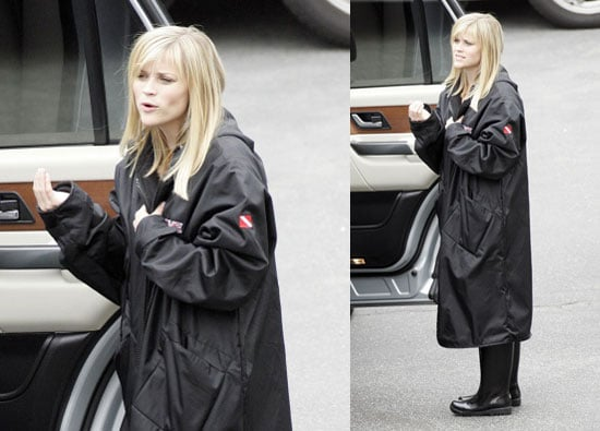 Reese Witherspoon Is Ready For the Storm