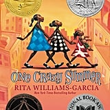One Crazy Summer by Rita Williams-Garcia ($6) Eleven-year-old Delphine was like a mother to her two younger sisters, Vonetta and Fern, since their mother left them for a new life, and when they get a chance to visit their mom, they discover a lot about who they are and who they want to be.