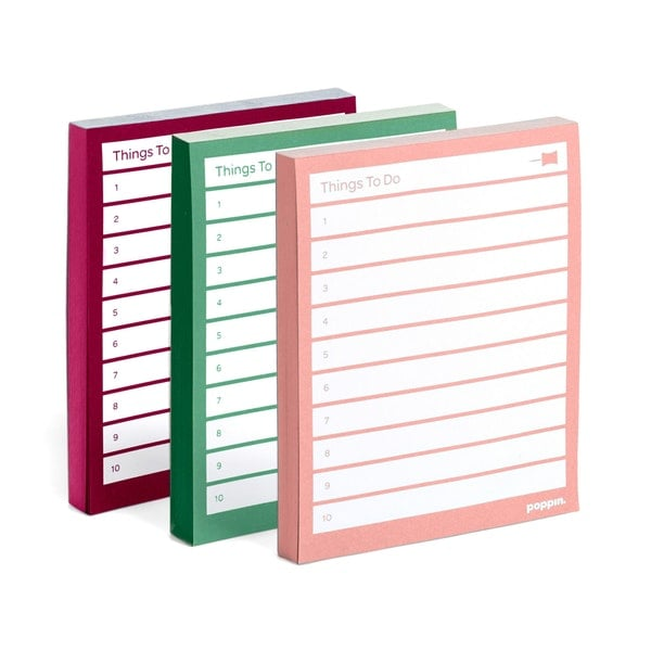 Assorted Task Pads