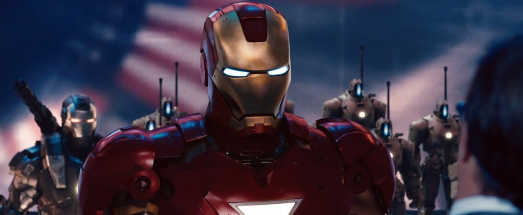 We'll Bet You Didn't Notice Spider-Man's Very Subtle Cameo in Iron Man 2