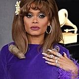 Andra Day at Grammy Awards