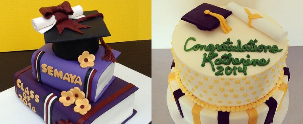 Graduation Cake Inspiration