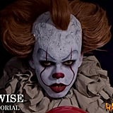 Realistic Pennywise Makeup