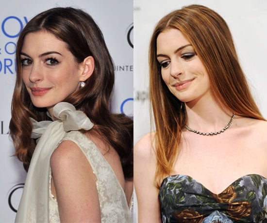 Which Hair Colour Do You Prefer on Anne Hathaway?