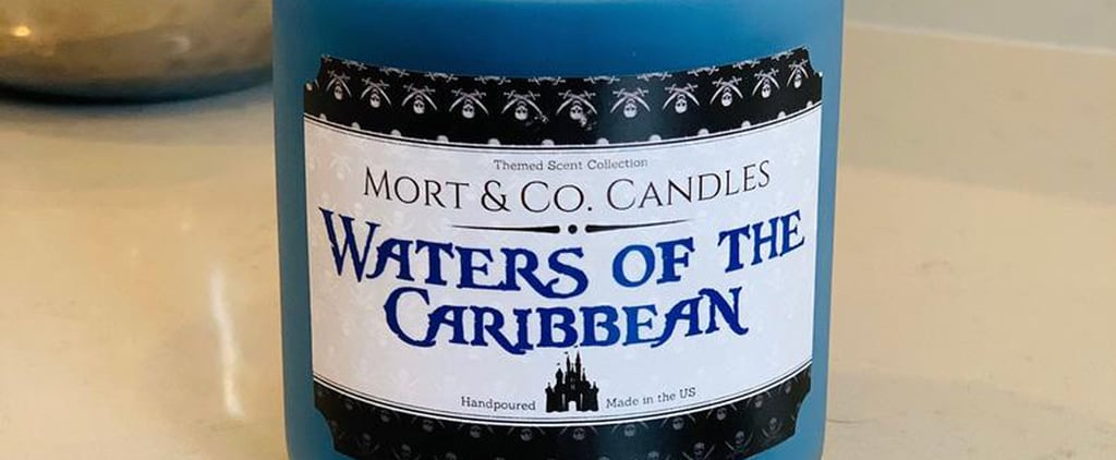 "Etsy Sells a ""Waters of the Caribbean"" Disneyland Candle"