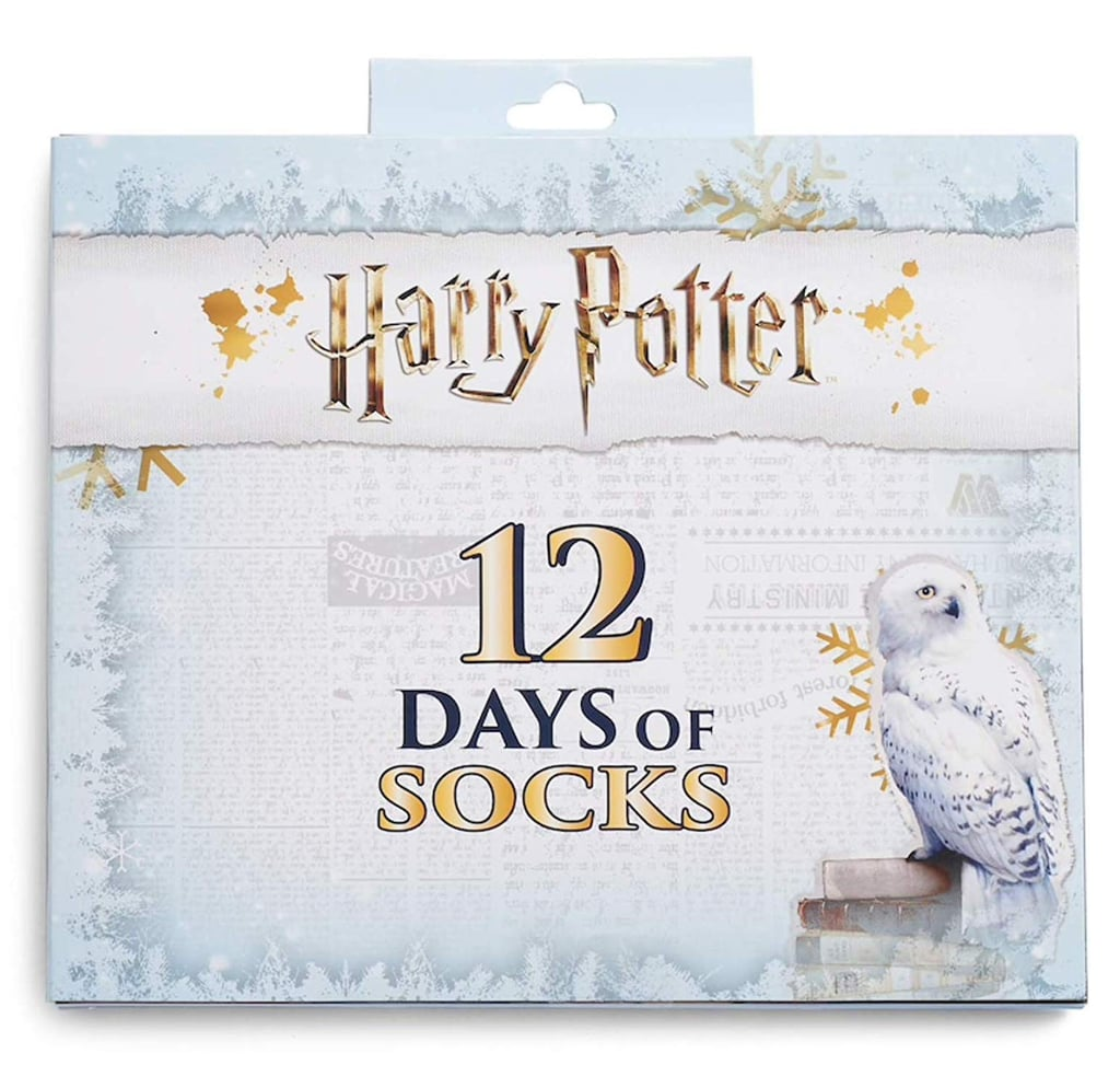 Harry Potter Advent Calendar.Harry Potter 12 Days Of Socks 2018 Harry Potter Sock Advent