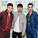 The Jonas Brothers on Elvis Duran