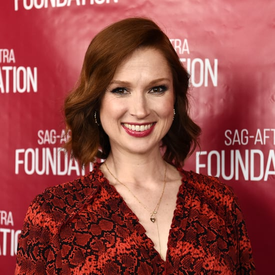Ellie Kemper Insults Her Baby to Her Firstborn Kid