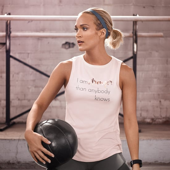 Carrie Underwood Fitness Advice