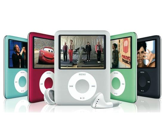 Third Generation iPod Nano