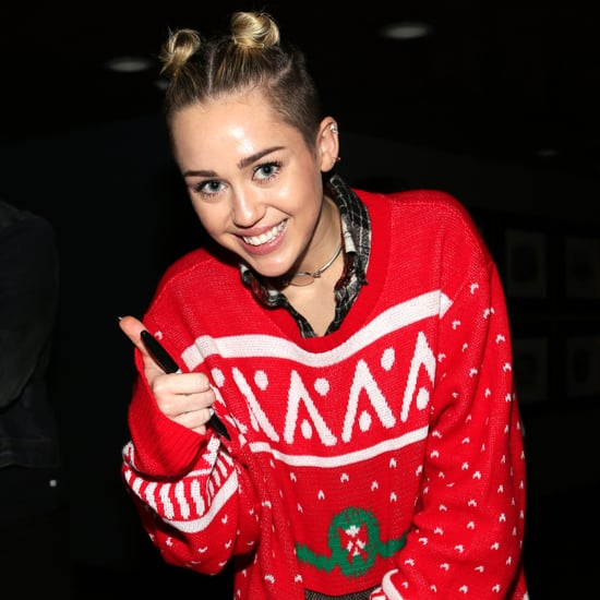 Attention Miley Fans: Buns Are Back