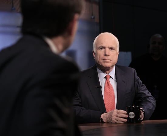 John McCain: GOP Should Back Off President-Elect Obama