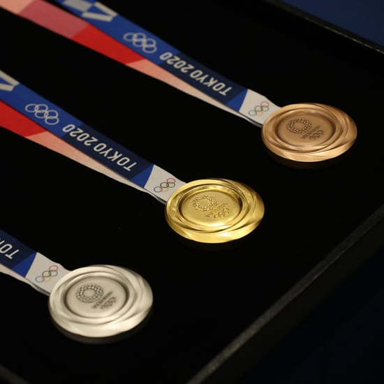 What Do the Tokyo 2020 Olympic Medals Look Like?
