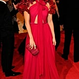 Jennifer Lopez at the 2011 Met Gala