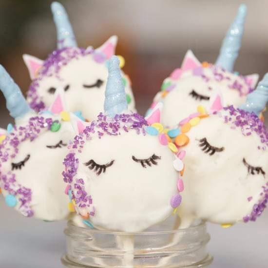 Unicorn Oreo Pops