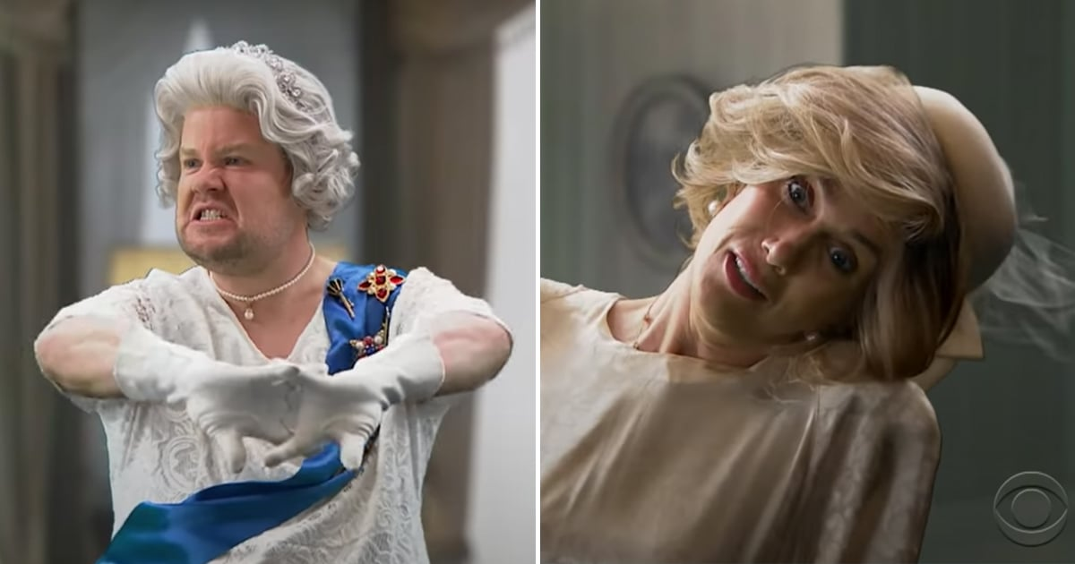 Kristen Wiig Nails Princess Diana's Head Tilt in a Bloody Hilarious Spoof of The Crown.jpg