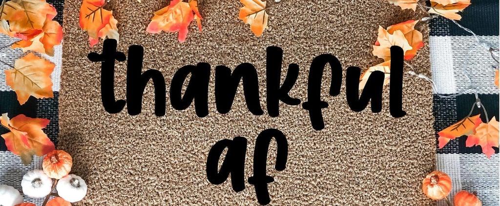 Thanksgiving Doormats