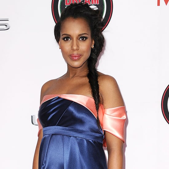 Kerry Washington at the NAACP and Costume Guild Awards