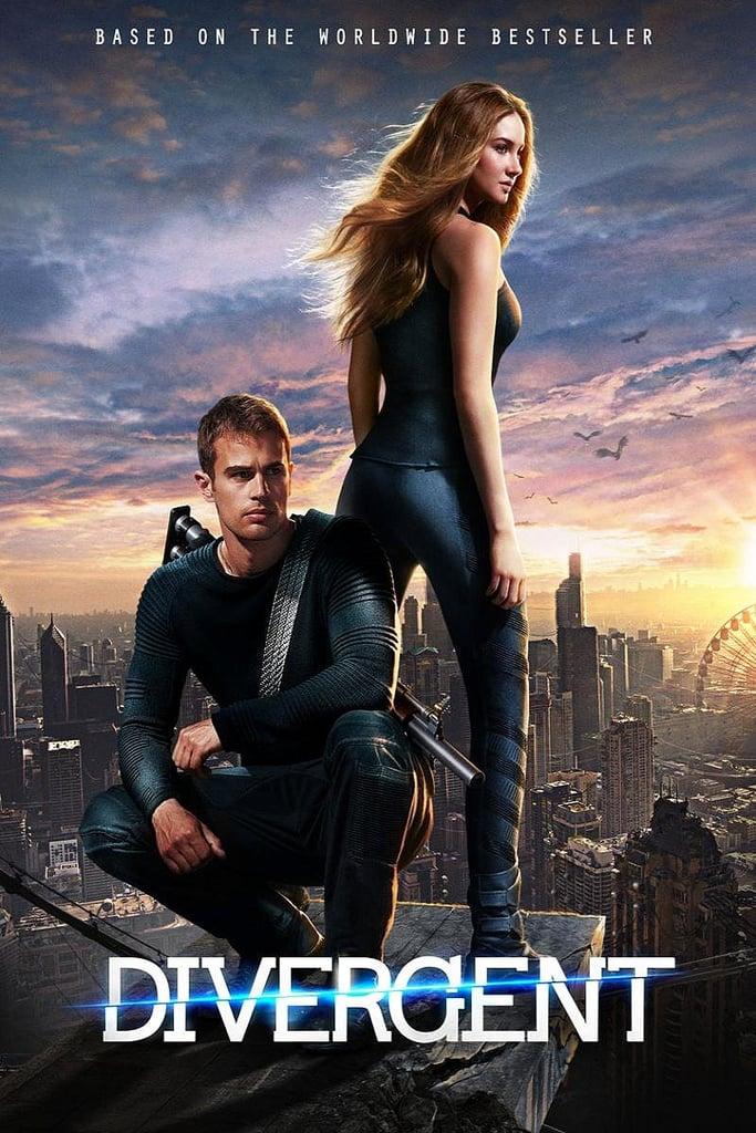 Divergent on DVD ($5)