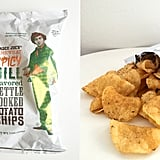 Pick Up: Somewhat Spicy Dill Flavored Kettle Cooked Potato Chips ($2)