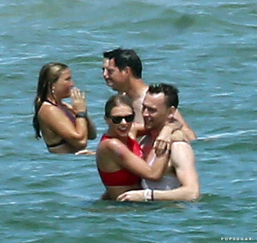 Taylor Swift and Tom Hiddleston Fourth of July Pictures 2016