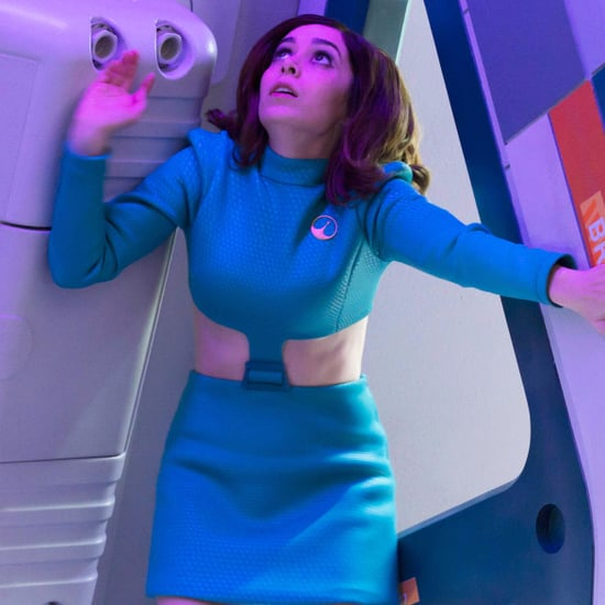 Who Plays Nanette in Black Mirror's USS Callister?