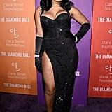Megan Thee Stallion at the 2019 Diamond Ball