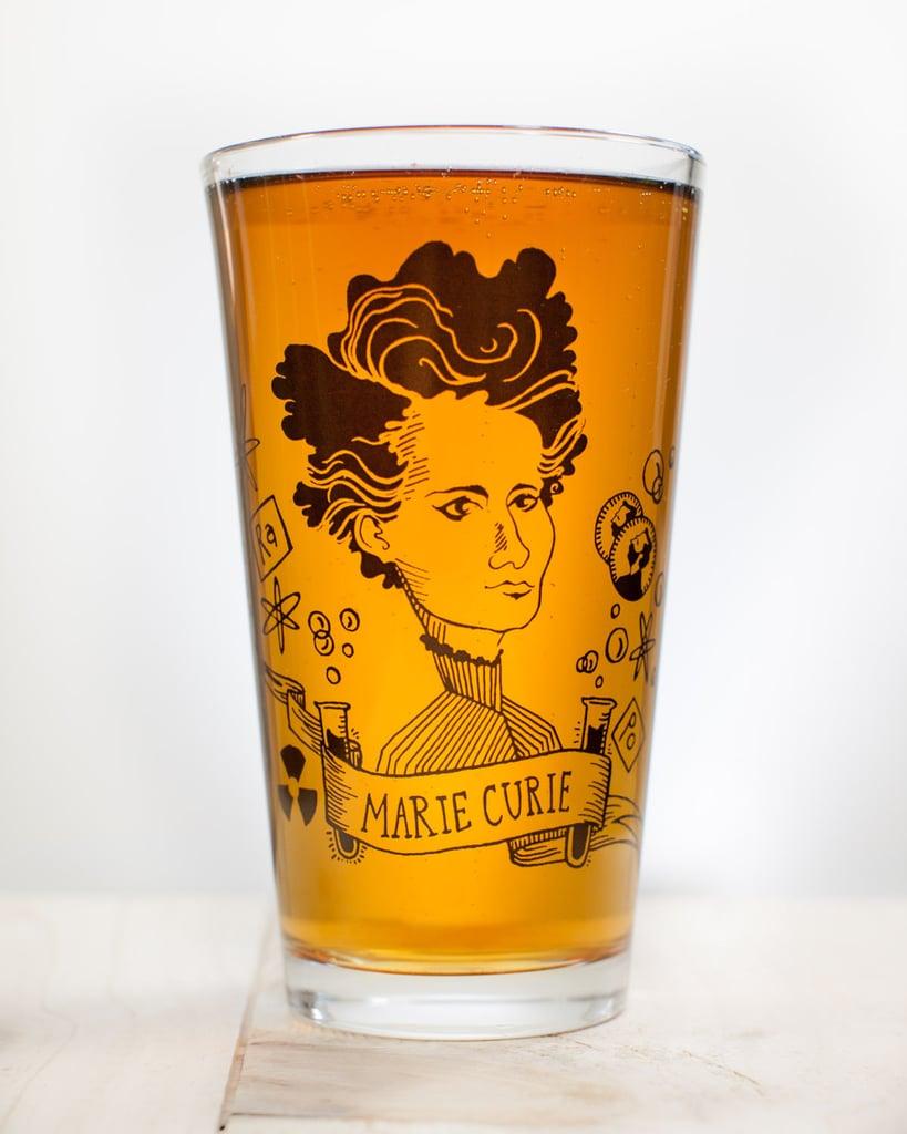 كأس ماري كوري الزجاجيّ