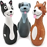 Chiwava Squeaky Latex Rubber Dog Toys