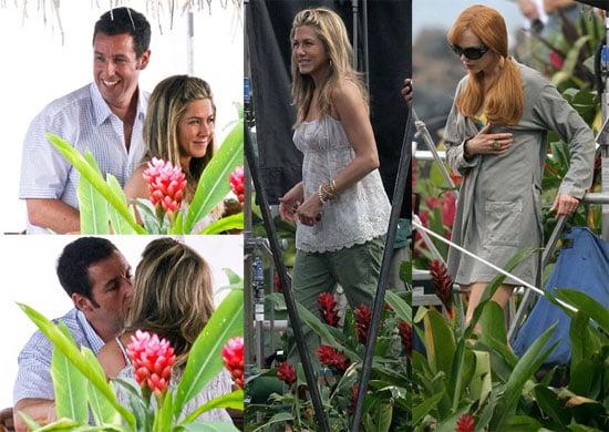 Pictures of Jen, Adam, Nicole Kidman
