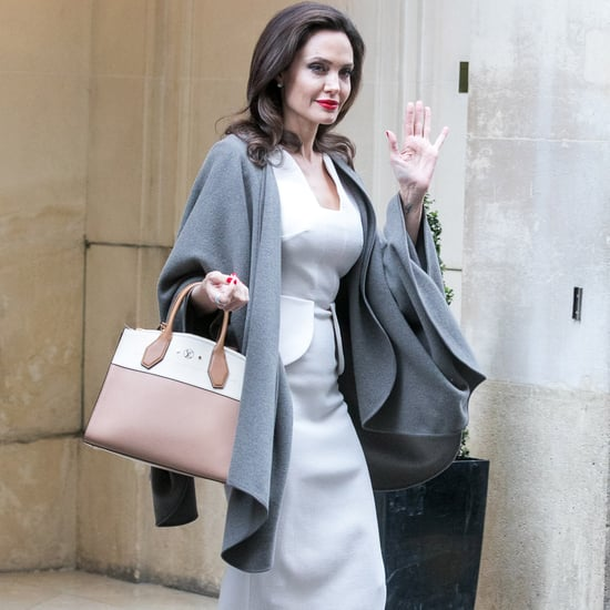 Angelina Jolie's Louis Vuitton Bag