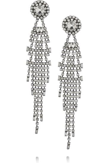 DannijoGale Swarovski Earrings($295)