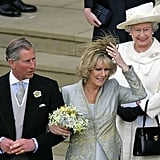 The Queen Supported Their Marriage