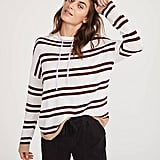 Lou & Grey Shimmer Stripe Sweater