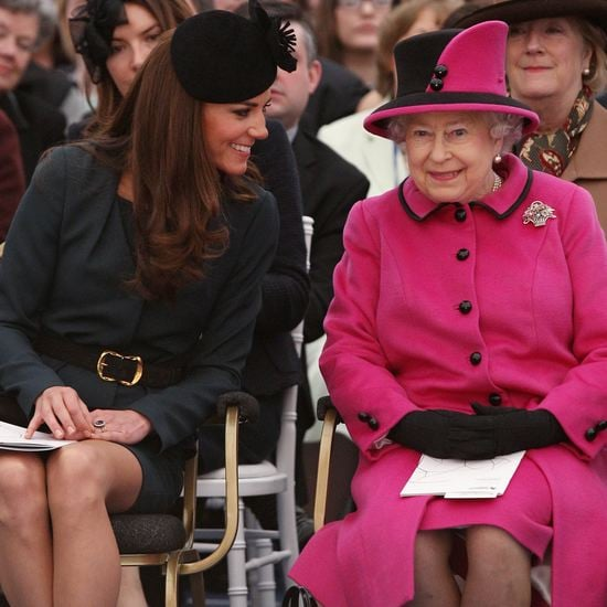 Kate Middleton With Queen For Diamond Jubilee (Video)