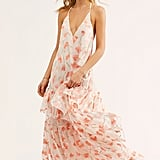 Valley Of Lilies Maxi Dress