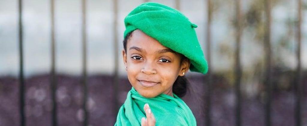 Photos of Little Girl Dressed as Black Women Trailblazers