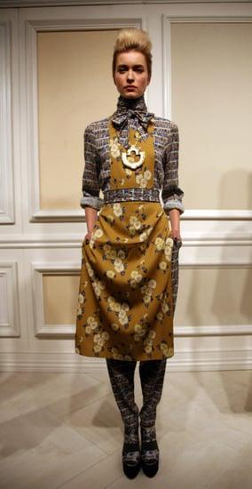Fall 2011 New York Fashion Week: Suno