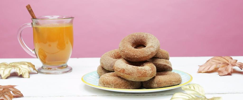 Vegan Apple Cider Doughnut Recipes